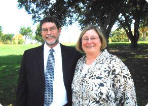 Rabbi Larry and Rhonda Karol
